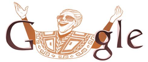 94º aniversario del nacimiento de Chavela Vargas